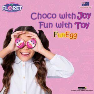 Floret FunEgg