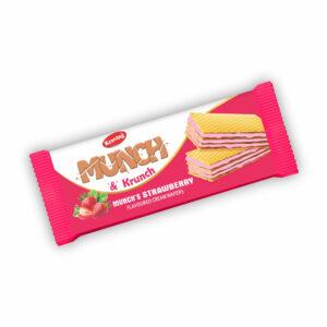 Kraving Munch Krunch Strawberry Wafers