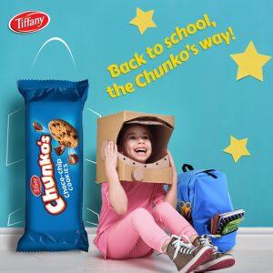 Tiffany Chunkos Back to School