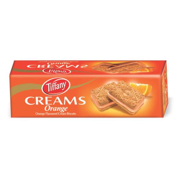 Tiffany Creams Orange