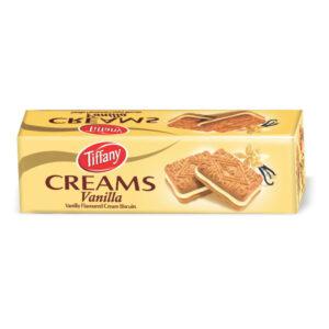 Tiffany Creams Vanilla