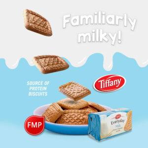 Tiffany Everyday Milk Biscuits
